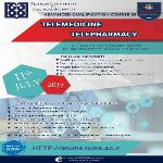 Webinar to introduce the first joint virtual educational course on Telemedicine and Telepharmacy