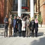 Hawler's school of Nursing and Midwifery representatives visit to our university comes to an end